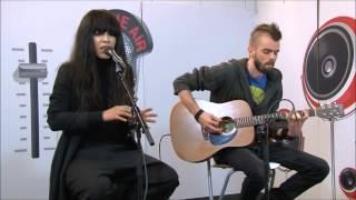 Loreen - My Heart Is Refusing Me (acoustic at Radio Nova Finland 26.10.2012)