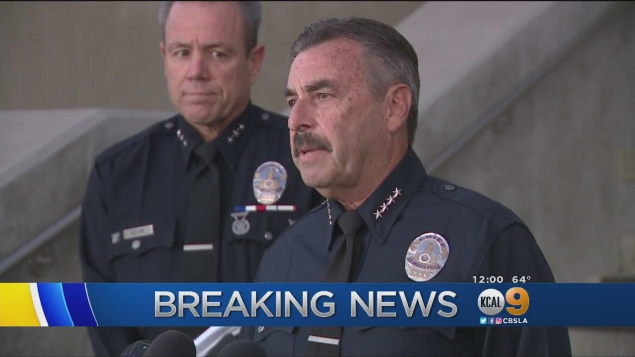Download LAPD Chief Charlie Beck Announces Retirement