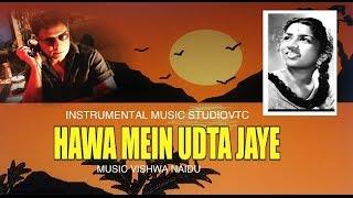 HAWA MEIN UDTA JAYE INSTRUMENTAL MUSIC STUDIOVTC