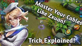 Video Fanny Cable Combo's & Guides for Beginners! TRICK EXPLAINED! Master Your Cables Like Zxuan! download MP3, 3GP, MP4, WEBM, AVI, FLV Oktober 2018