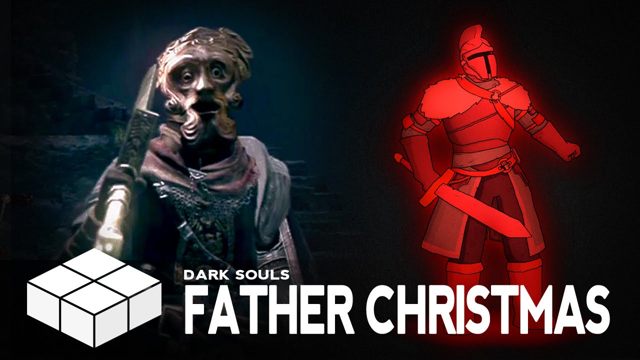 Dark Souls PvP - Mask of the Father Christmas - YouTube