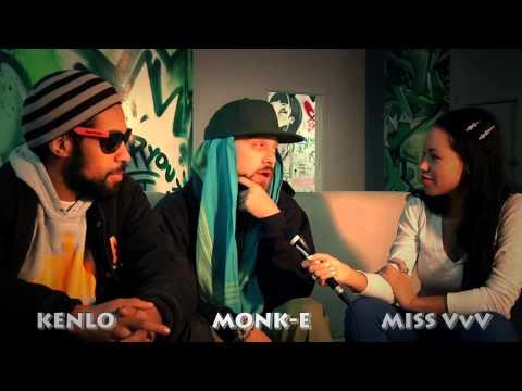 Ghetto Blaster: Interview avec Monk-E + KenLo