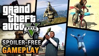 GTA 5 - Gameplay [No Spoiler]