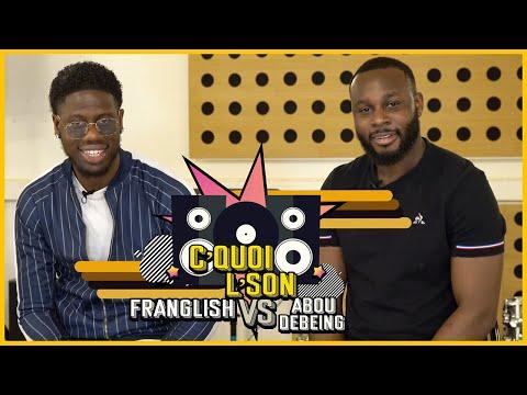 Youtube: C'Quoi L'Son: Franglish VS Abou Debeing sur du Gambi, Jul, Ninho, DA Uzi, Doria, Bolemvn, Mac Tyer