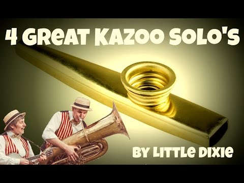 kazoo a great instrument youtube. Black Bedroom Furniture Sets. Home Design Ideas