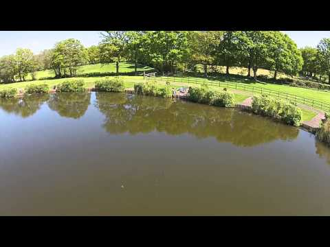 Watmore Farm Fishery & Stables GoPro Drone View