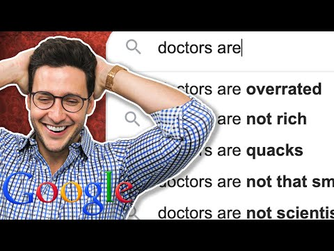 Doctor Vs. Google   Doctors Are...Overrated