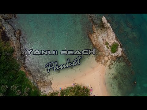 YaNui Beach Phuket Thailand is a real little gem ideal for both Snorkelling & Sunbathing