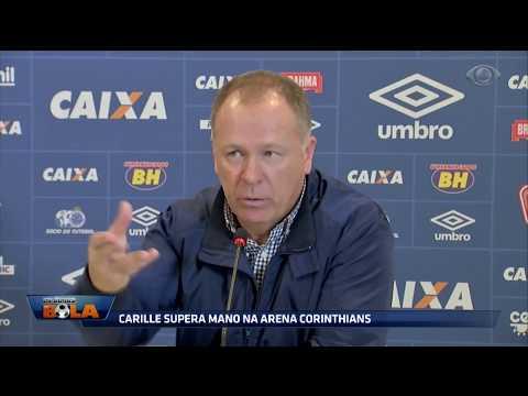 Carille Supera Mano Menezes Na Arena Corinthians