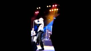 Aloe Blacc Concert #1: Politician (Sydney 4th Jan 2012)