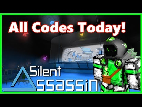 New All Codes On Silent Assassin Roblox - roblox silent assassin codes list
