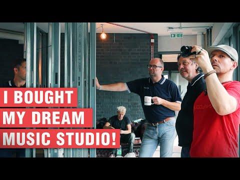 Building My Dream Music Studio Ep. 3: Sound Insulation Design