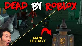 DBR WRÓCIŁO I MAMY LEGACY!!! - DEAD BY ROBLOX #2