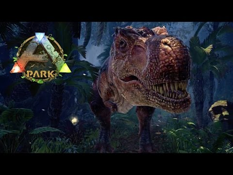 ARK Park - Official Hands-On Experience Footage