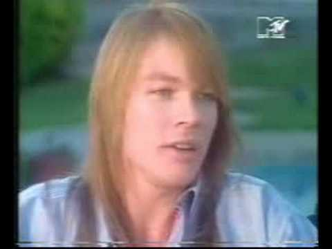Axl Rose – interview (part 2/3)