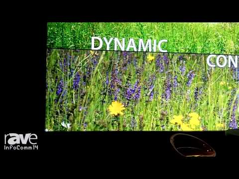 InfoComm 2014: Eyevis UK Shows Off Their LED Video Wall