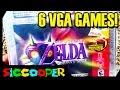 My First VGA Shipment Unboxing! (6 Games)   SicCooper