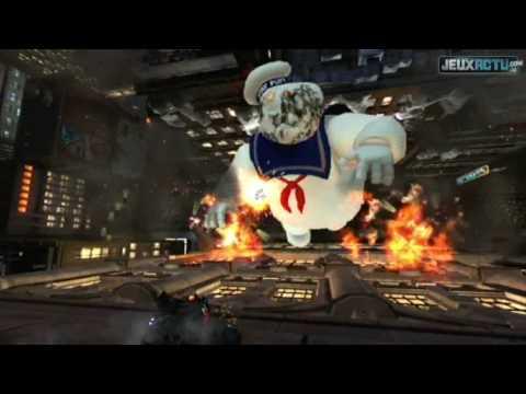 Test du jeu : SOS Fantômes (PS3) par le site JeuActu - YouTube