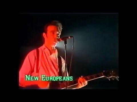 "Ultravox - ""New Europeans"" (Live, 1981)"