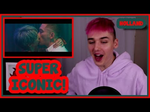 HOLLAND  Im Not Afraid MV REACTION ICONIC