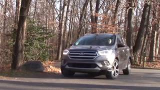 Ford Escape Road Test & Review by Drivin' Ivan