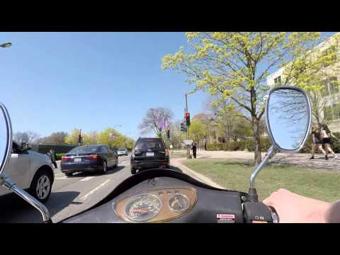 Spring 2015 Scooter Ride