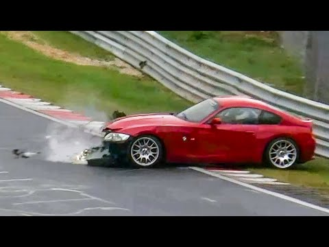 NÜRBURGRING EPIC CRASH FAIL & WIN Compilation Nordschleife - Tribute to Automobilchannel 2011 - 2017