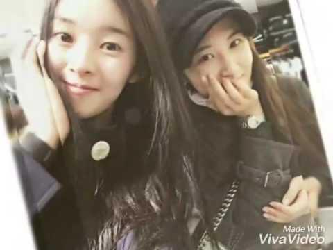 Kwon yuri's unnies