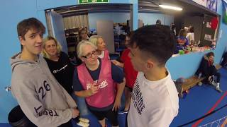 BBC South Today with Handball Mumma | Poole Phoenix | The Vlog | Episode 3