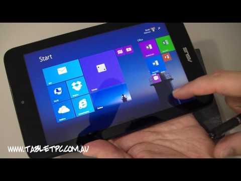 ASUS VivoTab Note 8 - Windows 8 Tablet with Wacom Digitizer Pen
