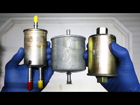 How to Replace your Fuel Filter