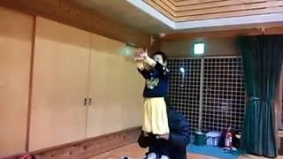 東風JVCトス練習メニュー1