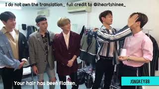 [Eng Sub] 180406 SHINee It Live SPECIAL: SMTOWN LIVE WORLD TOUR IN DUBAI - The Waiting Room Live - Stafaband