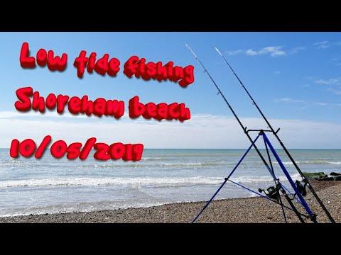 Low Tide At Shoreham Beach