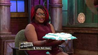 That Cake Didn't Stand A Chance (The Jerry Springer Show)