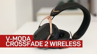 V-Moda's Crossfade 2 Wireless delivers top-notch wireless--and wired--sound