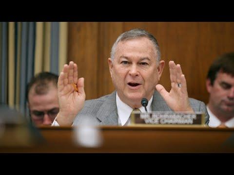 Congressman asks if ancient aliens were on Mars