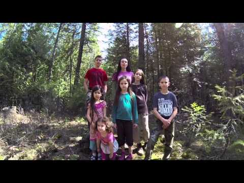 Kids Perform an Abolitionist Song  AHA North Idaho  Abolish Human Abortion