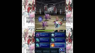 Final Fantasy Brave Exvius Colosseum guide tips trick cheats