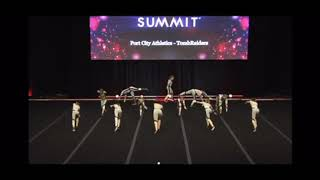 PortCity Athletics Tomb Raiders D2 Summit 2019