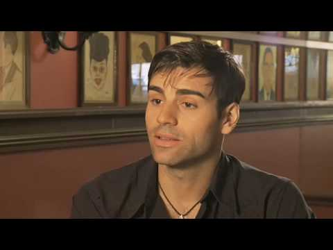 Interview with MARY POPPINS star, Adam Fiorentino