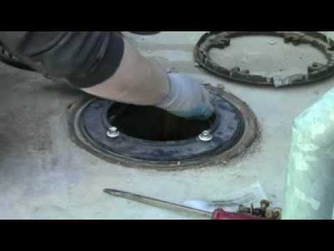 Installation of a Roof Drain Extension  YouTube