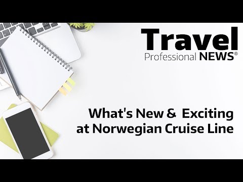 What's New & Exciting at Norwegian Cruise Line