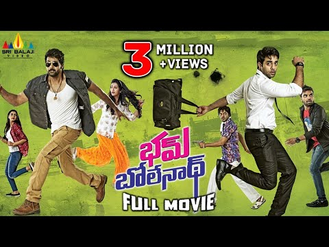 Bham Bholenath Telugu Full Movie | Navdeep, Naveen Chandra | Sri Balaji Video