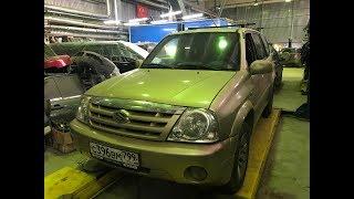 Suzuki Grand Vitara XL-7 - Основные отличия от Grand vitara (Гранд Витары)