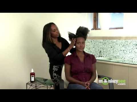 Hair Twist - How to Flat Twist