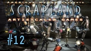 American Mcgee Presents: Scrapland gameplay 12