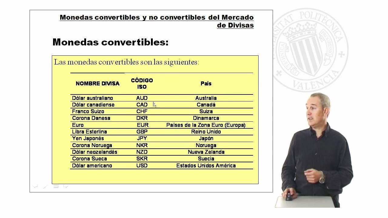 Mercado de divisas forex curso gratis