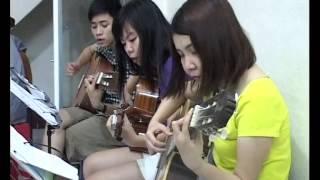 Câu lạc bộ Guitar Thanh Hóa - điểm hẹn văn hóa của giới trẻ