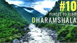Best 10 Places in Dharmashala | Tourist Places in Dharmashala | Tourism | #012